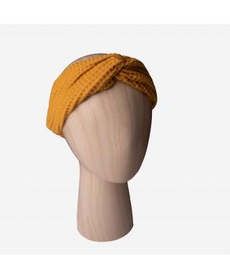 Bandeau cheveux à  utiliser pour maintenir les cheveux pendant un soin ou son maquillage.