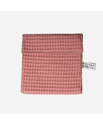 POCHETTE DE TRANSPORT ROSE